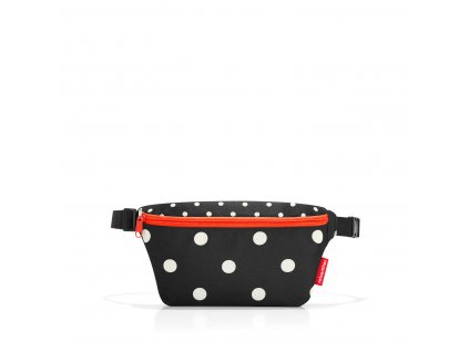 187712 reisenthel beltbag s mixed dots
