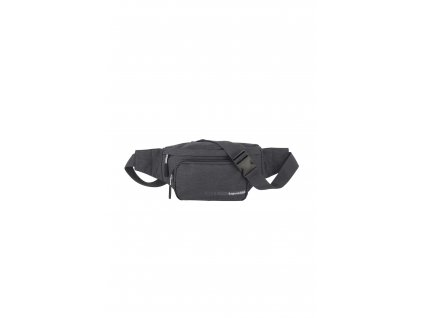 187097 travelite kick off waist bag anthracite