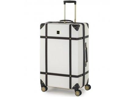 186044 cestovni kufr rock tr 0193 3 l abs kremova