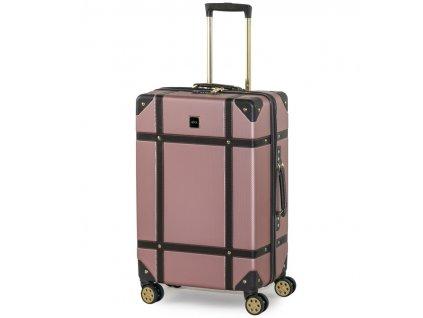 186050 cestovni kufr rock tr 0193 3 m abs ruzova