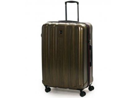 187916 cestovni kufr rock tr 0201 3 l pc zlata