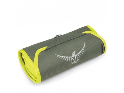 187631 1 osprey ultralight washbag roll electric lime nezadano