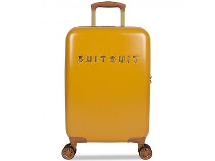 188915 kabinove zavazadlo suitsuit tr 7107 3 s fab seventies lemon curry