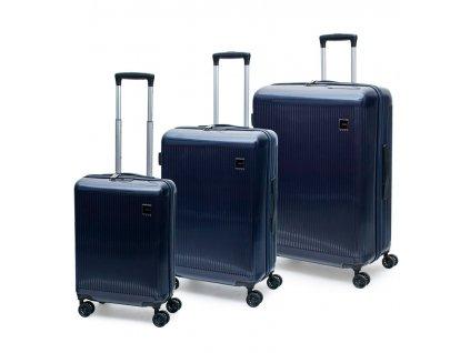 188963 sada cestovnich kufru rock windsor modra