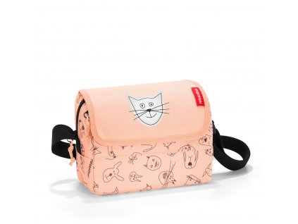 190244 2 reisenthel everydaybag kids cats and dogs rose
