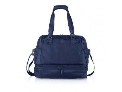 193817 heys hilite family and fitness duffel navy