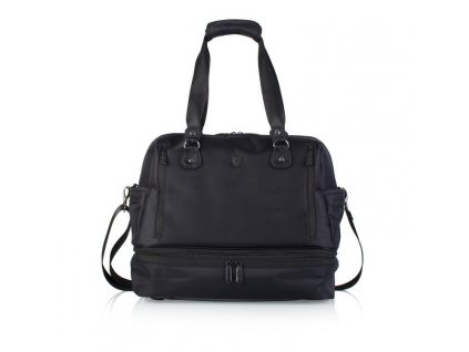 193820 heys hilite family and fitness duffel black