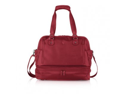 193844 8 heys hilite family and fitness duffel red