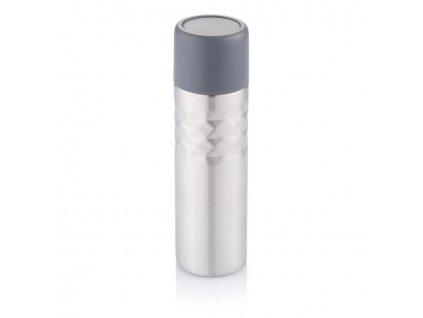 XD Design, Mosa, termoska, 500 ml, stříbrná