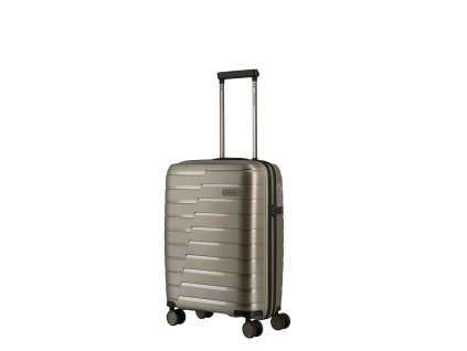 205199 travelite air base s champagne metallic