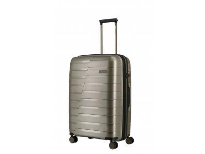 205208 travelite air base m champagne metallic