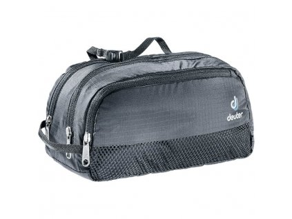 206066 deuter wash bag tour iii black