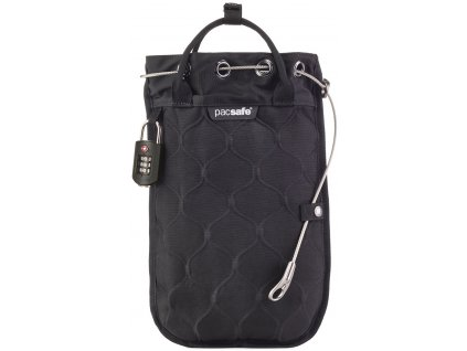 193094 pacsafe taska travelsafe 3l black