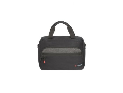 218069 9 american tourister city aim laptop bag 15 6 black