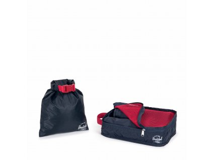 219422 1 herschel travel organizers 70d rpstop navy red