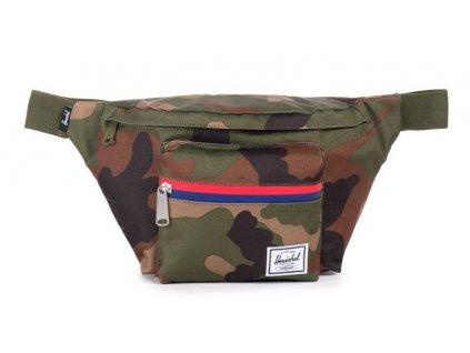 219491 herschel seventeen hip pack wcam zip