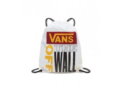 VANS MN LEAGUE BENCH BAG WHITE/RHUMBA RED