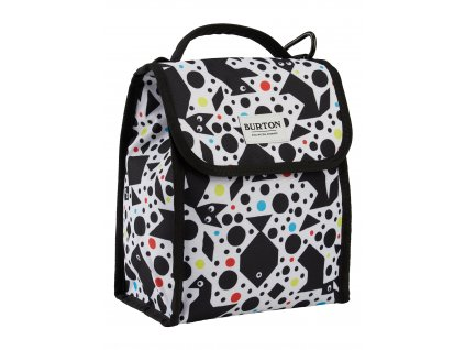 Burton LUNCH SACK TANGRANIMALS PRINT