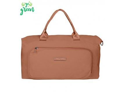 Cestovní taška SUITSUIT® Natura Maroon  + Pouzdro zdarma
