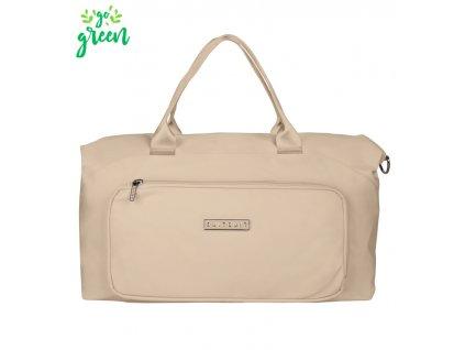 Cestovní taška SUITSUIT® Natura Sand  + Pouzdro zdarma