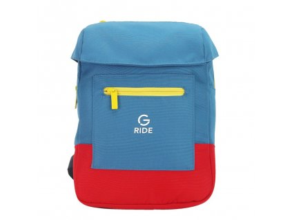 G.RIDE batoh DUNE navy and yellow