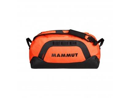 Mammut Cargon 60 safety orange-black  + Pouzdro zdarma