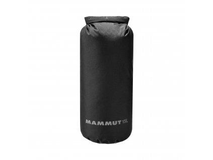 Mammut Drybag Light 15 L black