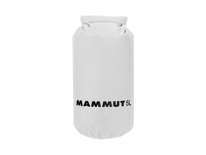 Mammut Drybag Light 5 L white
