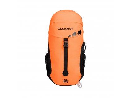 Mammut First Trion 18 safety orange-black  + Pouzdro zdarma