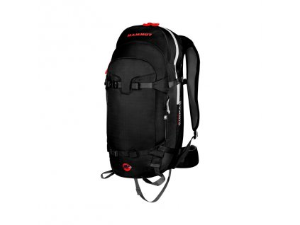 Mammut Pro Protection Airbag 3.0 black 0001  + Pouzdro zdarma