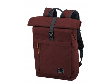 Travelite Basics Roll-up Backpack Bordeaux 35 l