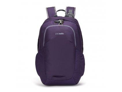 PACSAFE batoh VENTURESAFE 15L G3 BACKPACK purple dusk  + Pouzdro zdarma