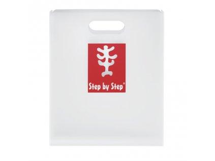 Desky na sešity Step by Step k batohům Grade, dárek