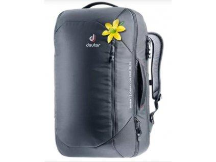 Deuter Aviant Carry On Pro 36 SL Black  + Pouzdro zdarma