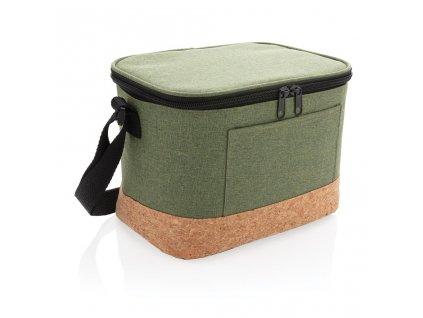 Chladící taška Cork, XD Design, zelená