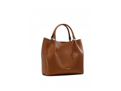 L.CREDI Ember Handbag Brown  + Pouzdro zdarma