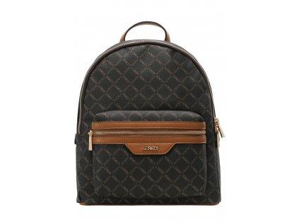 L.CREDI Filiberta Backpack Brown  + Pouzdro zdarma