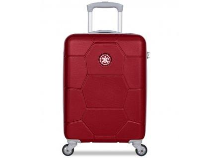 Kabinové zavazadlo SUITSUIT® TR-1263/3-S ABS Caretta Cherry  + Pouzdro zdarma