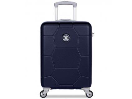Kabinové zavazadlo SUITSUIT® TR-1264/3-S ABS Caretta Midnight Blue  + Pouzdro zdarma