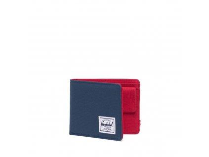 Herschel Roy Coin RFID Navy/Red