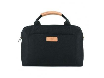 Golla Polaris M Black - taška na notebook  + Pouzdro zdarma