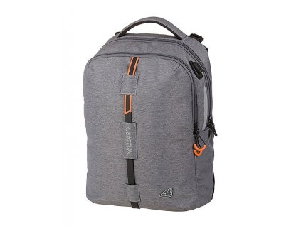 Studentský batoh ELITE Stone  + Pouzdro zdarma