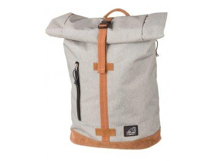 Volnočasový batoh ROLL-UP ECO Grey  + Pouzdro zdarma