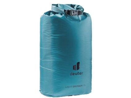 Deuter Light Drypack 8 petrol - vodotěsný vak