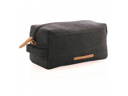toaletni taska canva xd design cerna