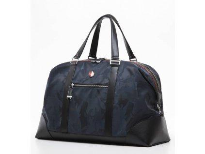 Cestovní taška KRIMCODE Business Attire 19 - camouflage  + Pouzdro zdarma