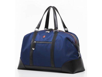 Cestovní taška KRIMCODE Business Attire 19 - modrá  + Pouzdro zdarma