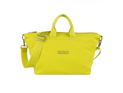 Cestovní taška SUITSUIT® Natura Lime  + Pouzdro zdarma