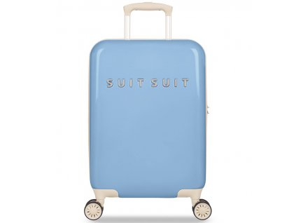 Kabinové zavazadlo SUITSUIT® TR-1204/3-S - Fabulous Fifties Alaska Blue  + Pouzdro zdarma
