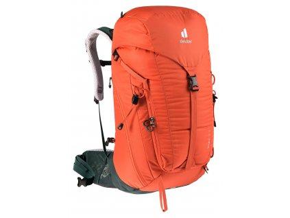 Deuter Trail 28 SL paprika-forest  + Pouzdro zdarma